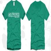 Image of Avenue of Progress T-Shirt (Green)