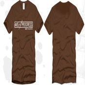 Image of Avenue of Progress T-Shirt (Brown)