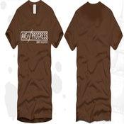 Image of Avenue of Progress T-Shirt (Brown)