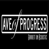 Image of Avenue of Progress Sticker