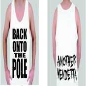 "Image of ""Back Onto The Pole ""  Tanks (guys)"