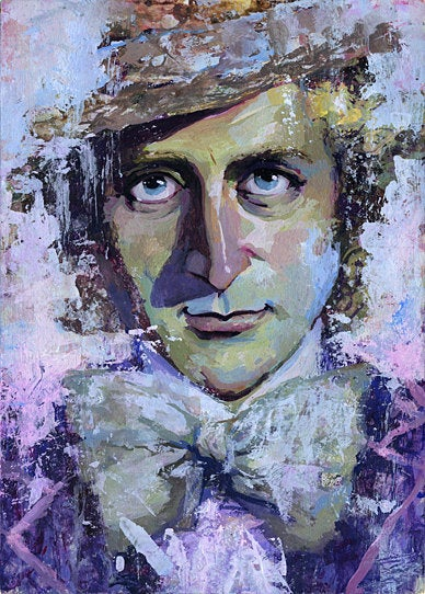 Image of Wonka 16x20 Print Artist Proof