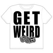 Image of Get Weird - White