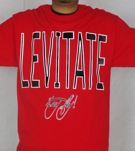 Image of Levitate (red)