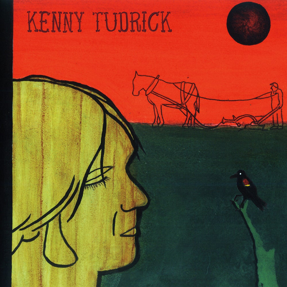 Image of FTN-009 - Kenny Tudrick - S/T (2CD) (SOLD OUT)