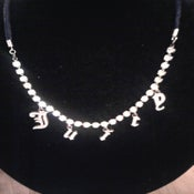 Image of Authentic Juicy Couture Bling Necklace