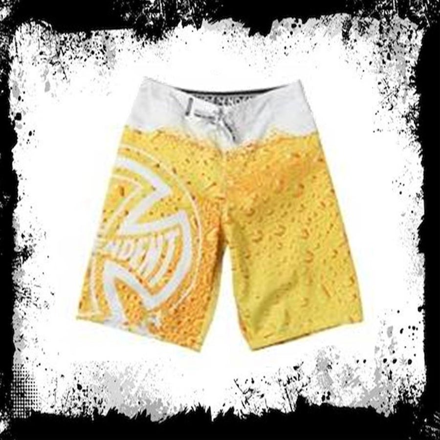 Image of Independent - Beer Boardshorts