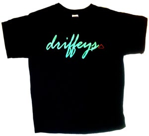 Image of thedriffeys are here t-shirt