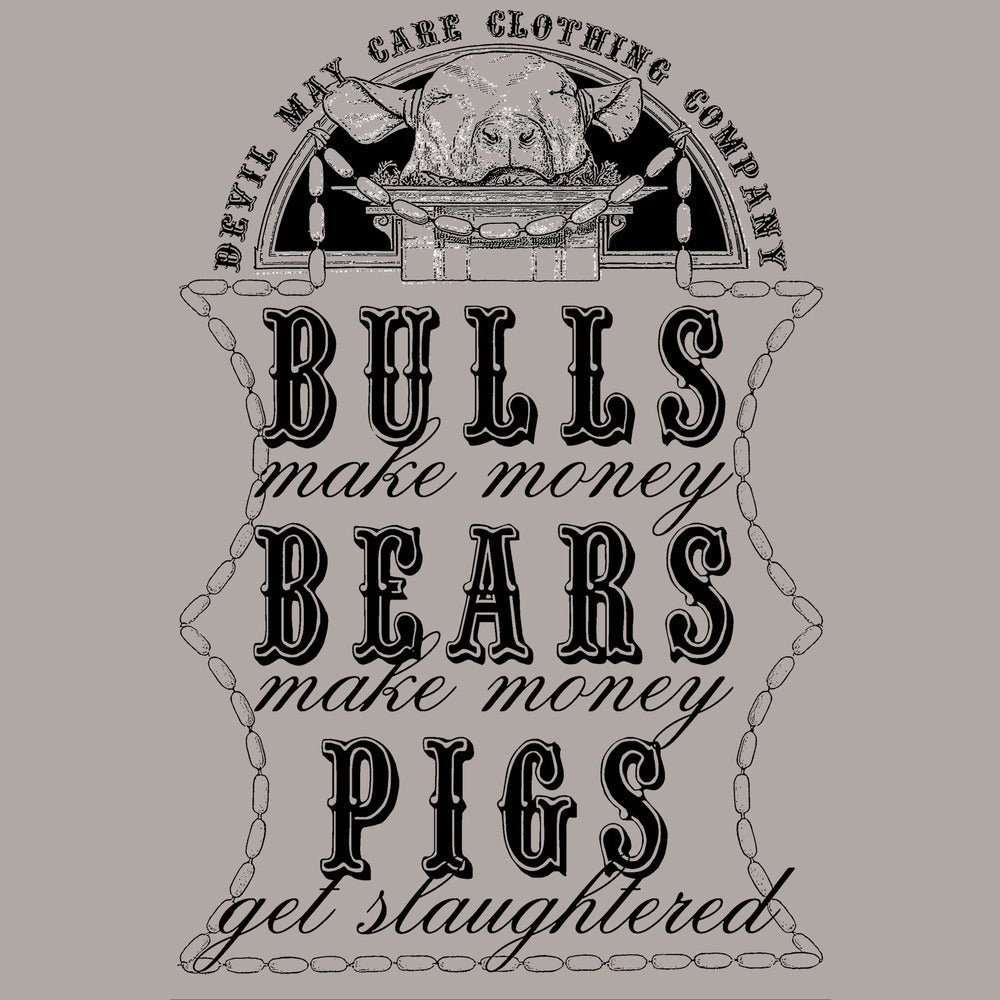 Bears and bulls make money