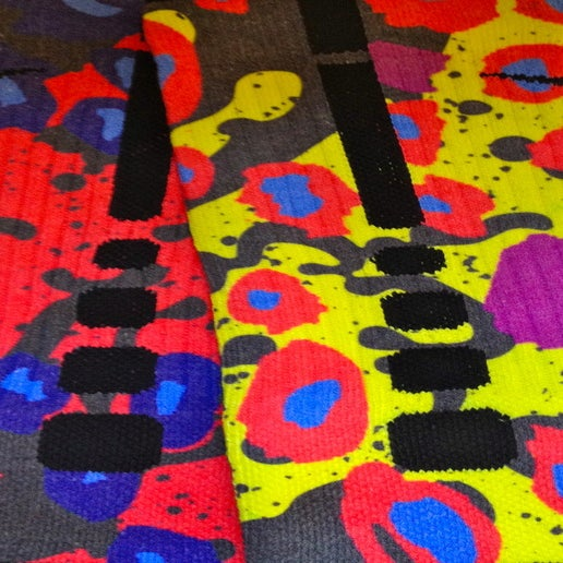 Image of What The ... Nike Elite Socks
