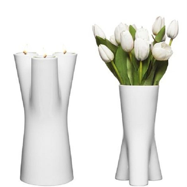 Image of Combined Vase/Candlestick