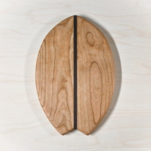 "Image of 16"" Cutting Board, Cherry / Walnut"