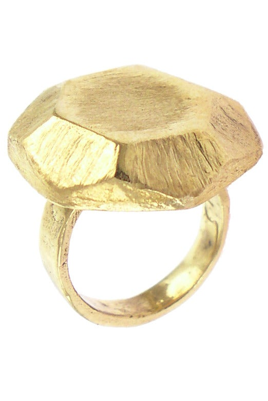 Image of Facet Ring