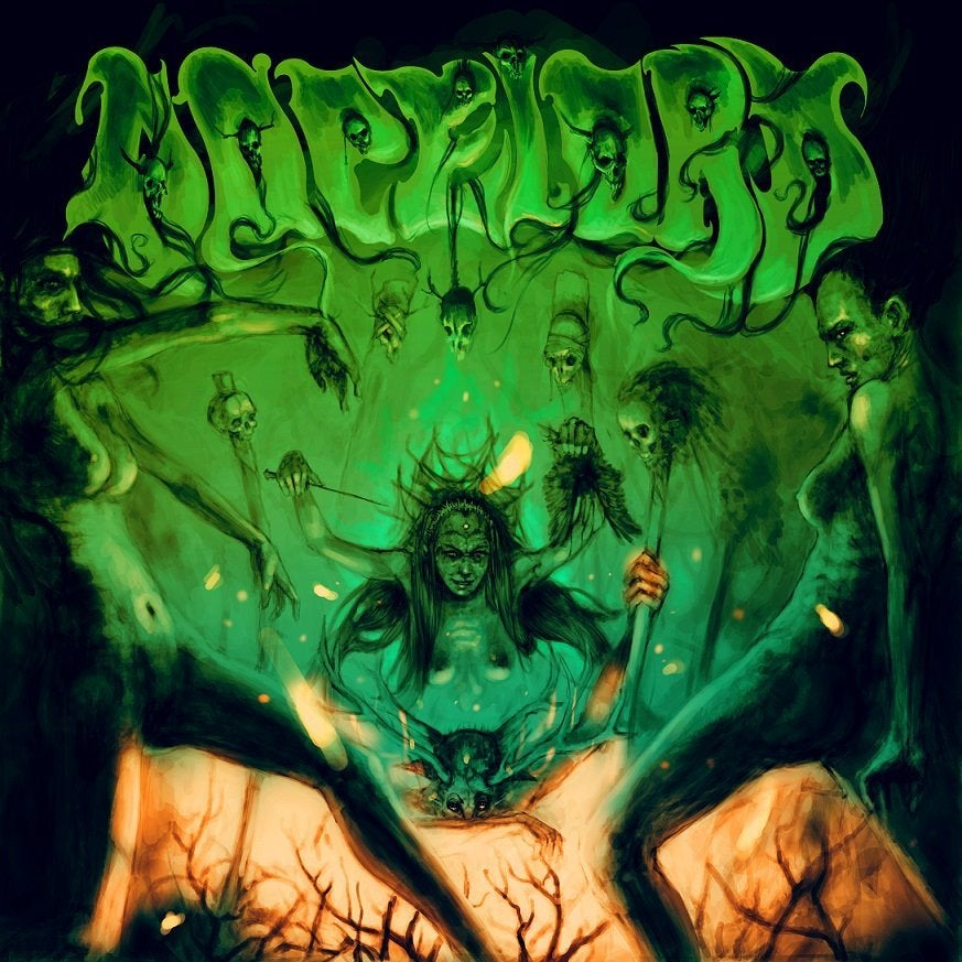 """Image of Dopelord - """"Magick Rites"""""""