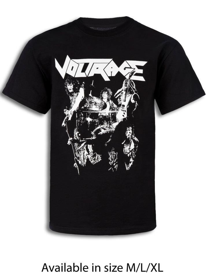 Image of Shirt Man - voltrage - M/L/XL