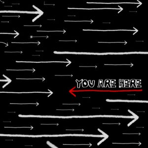 Image of YOU ARE HERE LP