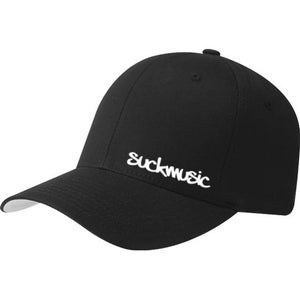 Image of Suckmusic FlexFit Embroidered Hats