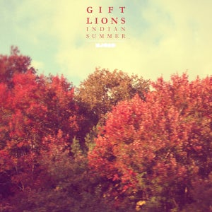 Image of RBN001 // Gift Lions - Indian Summer EP