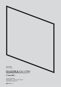 Image of Quadra Opening Poster