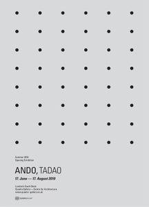 Image of Tadao Ando Poster