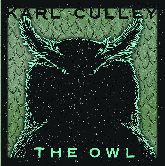 Image of The Owl by Karl Culley - CD album