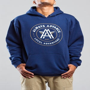 Image of *SOLD OUT* Always Advance ICON - Navy Sweater