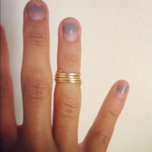 Image of Ethiopian Knuckle Ring