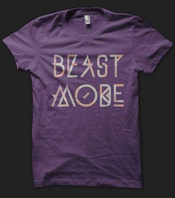 Image of Logo Tee Purple