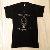 Image of Official Alternative original LOGO T-Shirt - Black