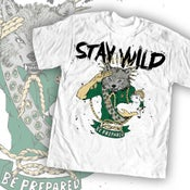 Image of Be Prepared Wolf Shirt