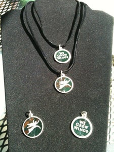 Image of We Grew Wings Necklaces