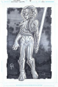 Image of Aayla Secura from Star Wars