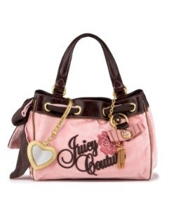 Image of BRAND NEW AUTHENTIC JUICY COUTURE LARGE BAG