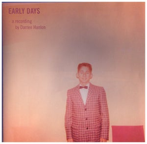 Image of Darren Hanlon - Early Days EP (CAN2511)