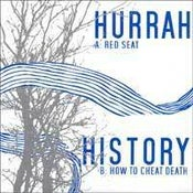 "Image of ALR: 001 Hurrah/History split 7"" (color vinyl)"