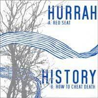 "Image of ALR: 001 Hurrah/History split 7"" (color vinyl)"