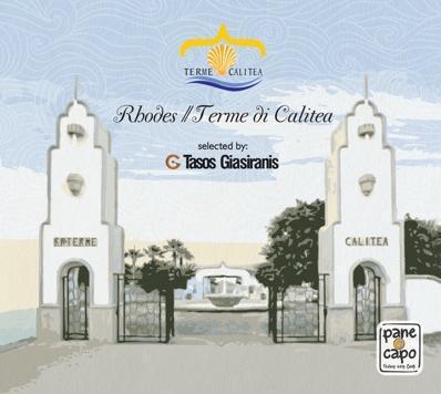 Image of V/A-Rhodes - Terme Di Calitea Selected By Tasos Giasiranis