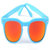 Image of Memento Audere Semper / Azul + Orange mirrored lenses