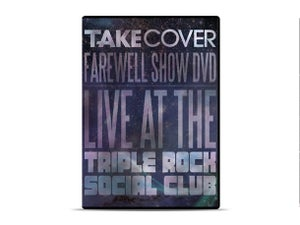 Image of Take Cover- Farewell Show Live DVD (ON SALE!!!)