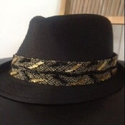 Image of A Black Fedora