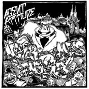 """Image of AGENT ATTITUDE """"NEVER ENDING MESS"""" 7"""" EP"""