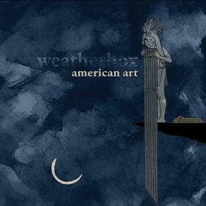 Image of Weatherbox - American Art 2xLP (dark blue, tan, black or white)