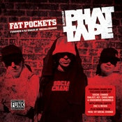 Image of Fat Pockets 'Butterthief Phat Tape' CD