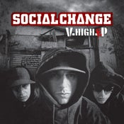 Image of Social Change 'V.High.E.P' CD (signed)
