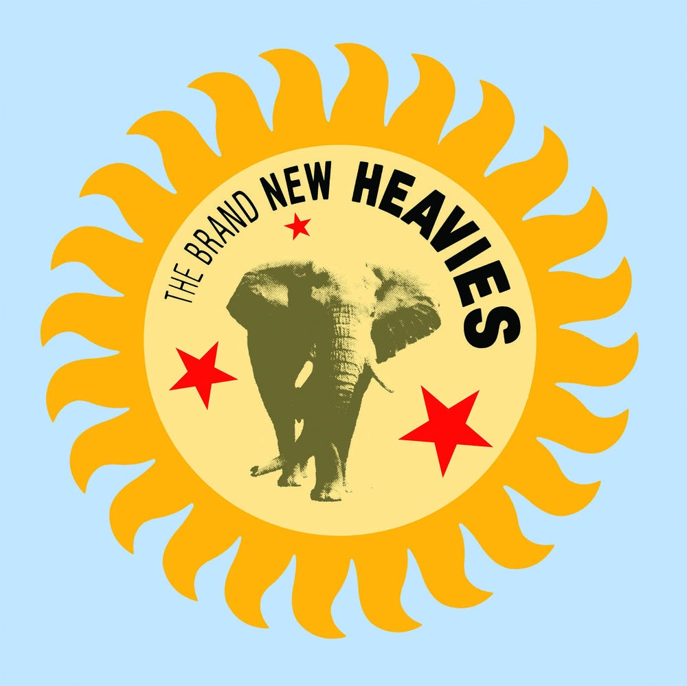 Image of Brand New Heavies - Brand New Heavies (re-issue) LP or CD