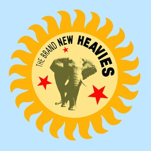 Image of AJ 25 - Brand New Heavies - Brand New Heavies (re-issue) LP