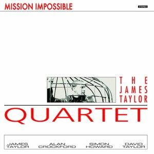 Image of AJ 25 - James Taylor Quartet - Mission Impossible (re-issue) LP