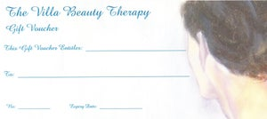 Image of Voucher for Villa Deluxe Facial
