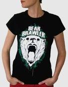 Image of Bear Brawler T-Shirt - Women