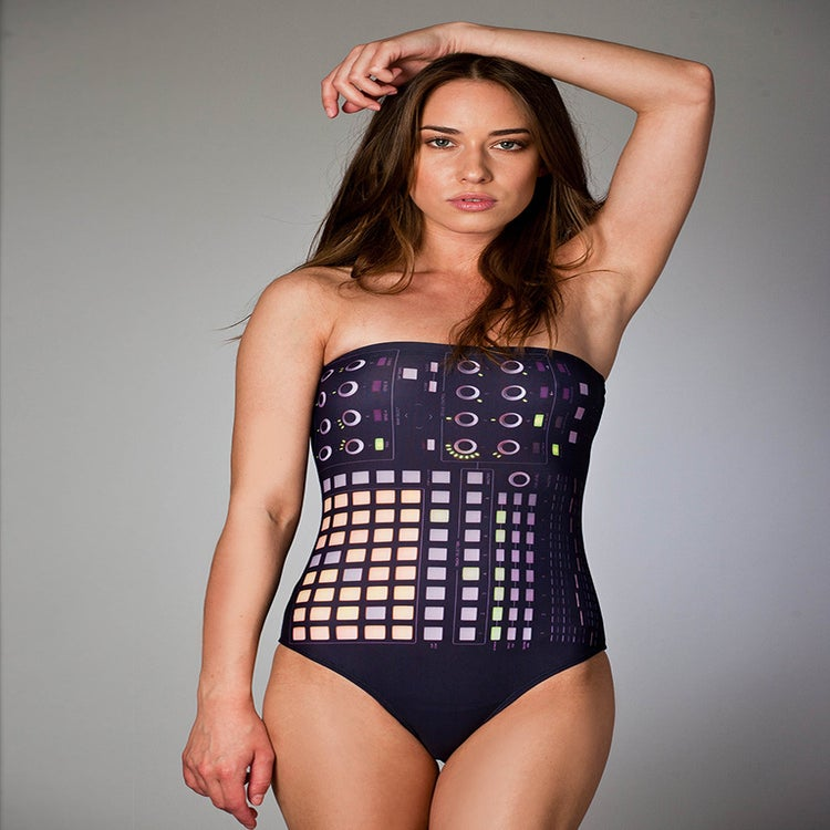 "Image of One Piece Swimsuit  ""PPC 40"""